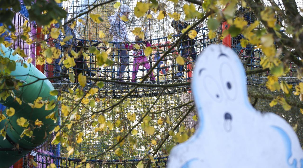 Walibi Belgium Halloween 2019.Halloween For Families And Kids Walibi Belgium Halloween