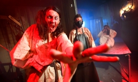 Walibi Belgique Halloween.The Biggest Halloween Event In Belgium Walibi Belgium